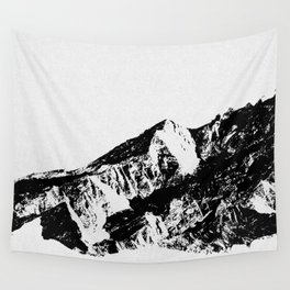 Mountains I Wall Tapestry