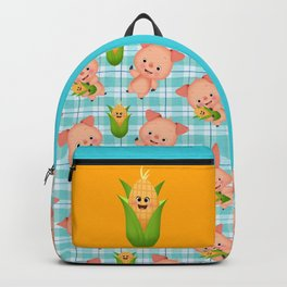This little piggy Backpack