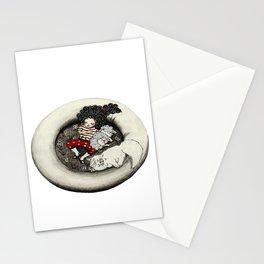 Melita, Maya and Paco Stationery Cards