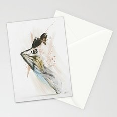 Drift Contemporary Dance Stationery Cards