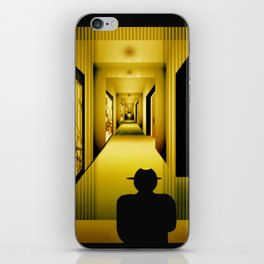 The long way. iPhone Skin