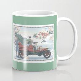 Seasons Greetings (from Steve and Bucky) Coffee Mug