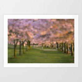 Cherrys by Boone Speed Art Print