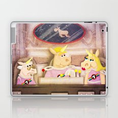 Unicorns in Space Laptop & iPad Skin