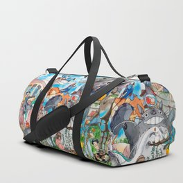 Studio Ghibli Duffle Bag