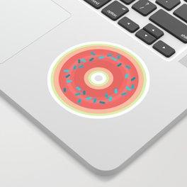 Donut Be Sad Sticker