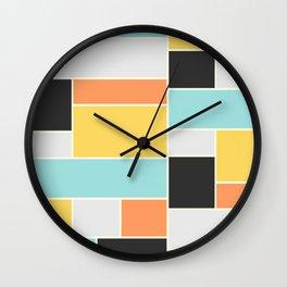 C1 Wall Clock