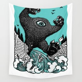 Kick Out The Dams! Wall Tapestry