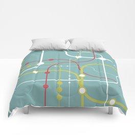 Line By Line - Bubblegum Pop-A Comforters
