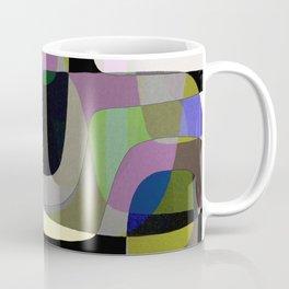 Mid Century Abstract 2 Coffee Mug
