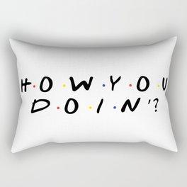 Friends - How You Doin'? Rectangular Pillow