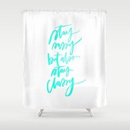 Sassy & Classy Shower Curtain