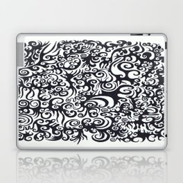 nt014 Laptop & iPad Skin