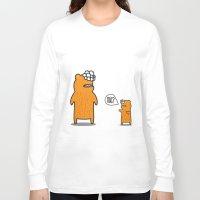 hug Long Sleeve T-shirts featuring Hug? by JRosas