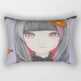 Pumpkin Nightmare Rectangular Pillow