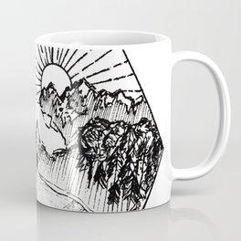 New Zealand's beauty *Te Anau Coffee Mug