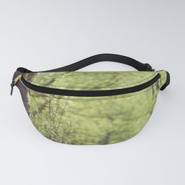 Trees in a Park Fanny Pack