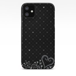 Kingdom Hearts BG iPhone Case