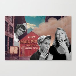SmoKings Canvas Print