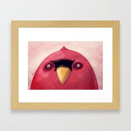 Cardenal XXVIII Framed Art Print