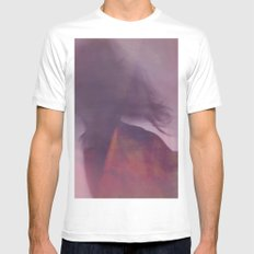 Silhouette MEDIUM Mens Fitted Tee White