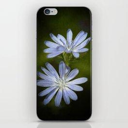 Wild Flowers iPhone Skin