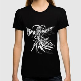 Cyborg Eagle T-shirt