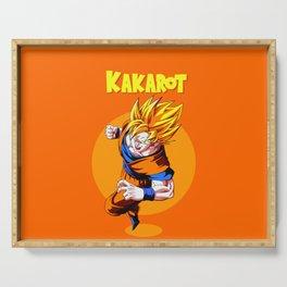 Dragon Ball Kakarot Serving Tray