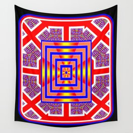 Doorway to the Heat* Wall Tapestry