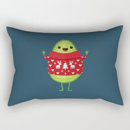 AVO MERRY CHRISTMAS Rectangular Pillow