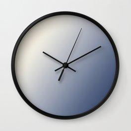 Coronet Blue Wall Clock