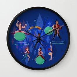 Simple Joys  Wall Clock