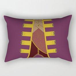 Londo Mollari, Ambassador Centauri Rectangular Pillow