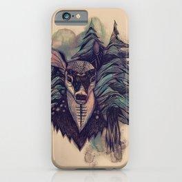 Spirit Deer Tan iPhone Case