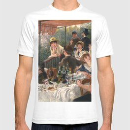 Pierre-Auguste Renoir - Luncheon of the Boating Party T-shirt