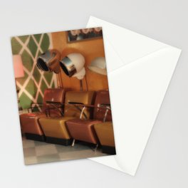 Beauty parlor Stationery Cards