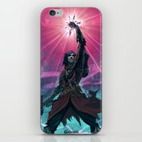 castlevania iPhone & iPod Skins featuring Gabriel Belmont by Louten
