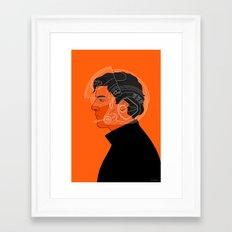 3/4 Framed Art Print
