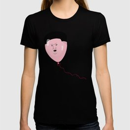 Kim Jong-Ball-Un T-shirt