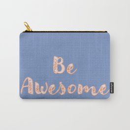 Awesome Blues Carry-All Pouch