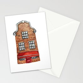 Almost Amsterdam Stationery Cards