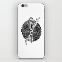 key iPhone & iPod Skins featuring Key by cemakyol