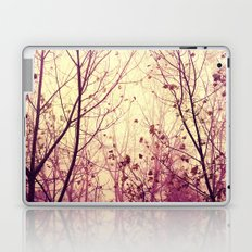 trees - my secret garden Laptop & iPad Skin