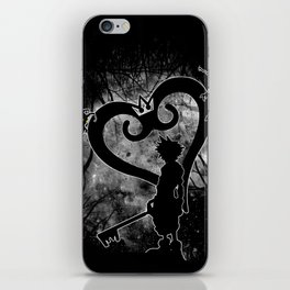 The Keyblade Chosen. iPhone Skin