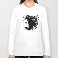 loki Long Sleeve T-shirts featuring Loki by Mad42Sam