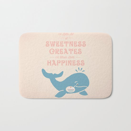 A Little Sweetness Bath Mat