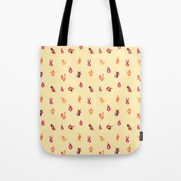 Fire Starters Tote Bag