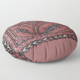 Traditional Rug - Pink Floor Pillow