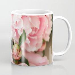 Pink Peonies In May Coffee Mug