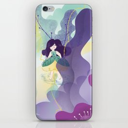 Thumbelina iPhone Skin